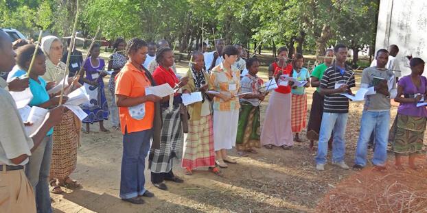 Christliche Laien Mosambik