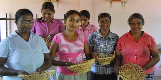 Mikrokredite Sri Lanka