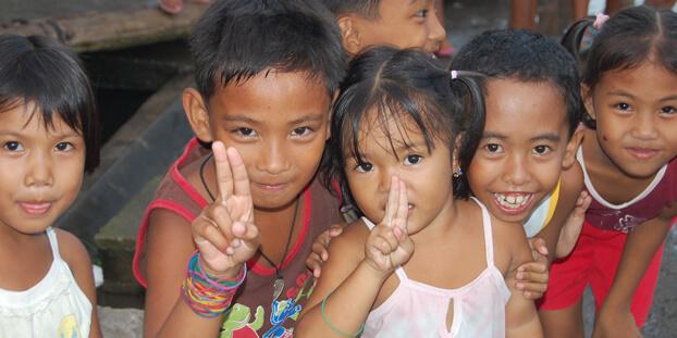 Pastoralarbeit Kinder Philippinen SPCC
