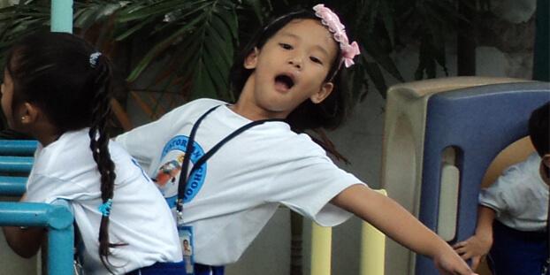 Salvatorschule Cebu Philippinen
