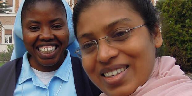 Schwestern Ordensausbildung Novizinnen